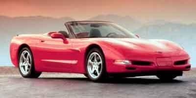 2001 Chevrolet Corvette Vehicle Photo in Ocala, FL 34474