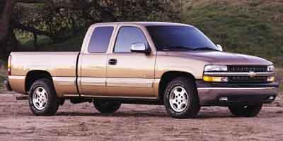 2001 Chevrolet Silverado 1500 Vehicle Photo in Enid, OK 73703