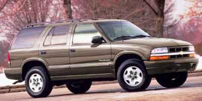 2001 Chevrolet Blazer Vehicle Photo in Milford, OH 45150