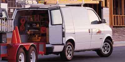 2001 Chevrolet Astro Cargo Van For Sale In Thayer