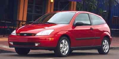 2001 Ford Focus Vehicle Photo in Ferndale, MI 48220