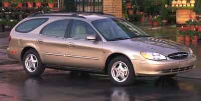 2001 Ford Taurus Vehicle Photo in Clarksville, TN 37040