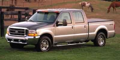 2001 Ford Super Duty F-250 Vehicle Photo in Danville, KY 40422