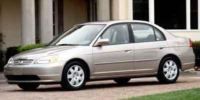 Nice 2001 Honda Civic Vehicle Photo In Quitman, GA 31643
