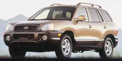 2001 Hyundai Santa Fe Vehicle Photo in Houston, TX 77090