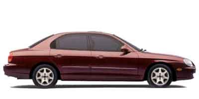 2001 Hyundai Sonata Vehicle Photo in Augusta, GA 30907