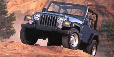 2001 Jeep Wrangler Vehicle Photo in Akron, OH 44320