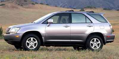 2001 Lexus RX 300 Vehicle Photo in Oshkosh, WI 54904