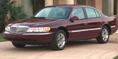 2001 LINCOLN Continental Vehicle Photo in Trevose, PA 19053