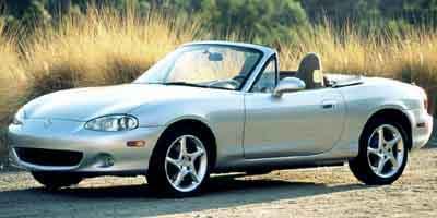 2001 Mazda MX-5 Miata Vehicle Photo in Charlotte, NC 28269