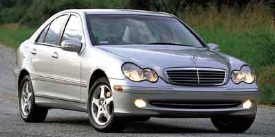 2001 Mercedes-Benz C-Class Vehicle Photo in Queensbury, NY 12804