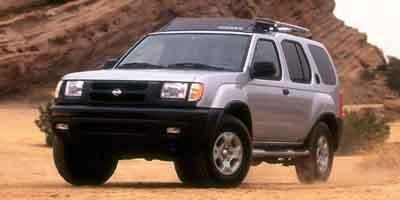 2001 Nissan Xterra Vehicle Photo in Danville, KY 40422