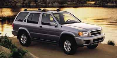 2001 Nissan Pathfinder Vehicle Photo in Portland, OR 97225