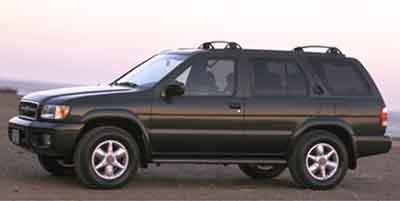 2001 Nissan Pathfinder Vehicle Photo In Rocky Mount, NC 27804