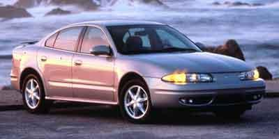 2001 Oldsmobile Alero Vehicle Photo In Chandler Ok 74834
