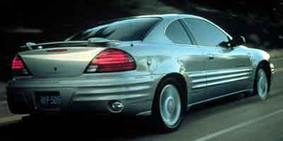 2001 Pontiac Grand Am Vehicle Photo in Danville, KY 40422
