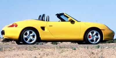 2001 Porsche Boxster Vehicle Photo in Casper, WY 82609