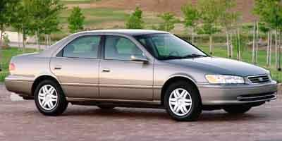 2001 Toyota Camry Vehicle Photo in Colorado Springs, CO 80905