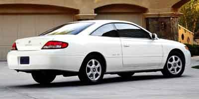 2001 Toyota Camry Solara Vehicle Photo in Augusta, GA 30907