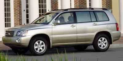 2001 Toyota Highlander Vehicle Photo in Pleasanton, CA 94588