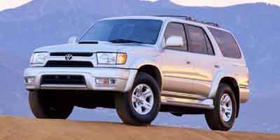 2001 Toyota 4Runner Vehicle Photo in Killeen, TX 76541