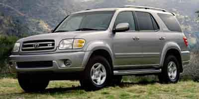 2001 Toyota Sequoia Vehicle Photo In Santa Cruz Ca 95062