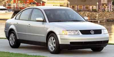 2001 Volkswagen PASSV Vehicle Photo in Madison, WI 53713