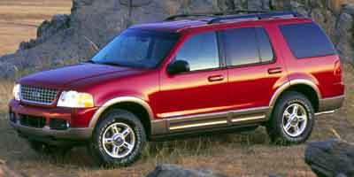 2002 Ford Explorer Vehicle Photo in Joliet, IL 60435