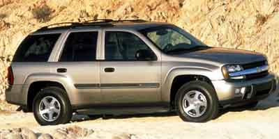 2002 Chevrolet TrailBlazer Vehicle Photo in Lake Bluff, IL 60044