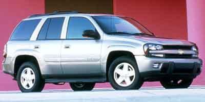 2002 Chevrolet TrailBlazer Vehicle Photo in Casper, WY 82609