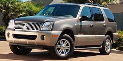 2002 Mercury Mountaineer Vehicle Photo in Colorado Springs, CO 80905