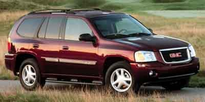 2002 GMC Envoy Vehicle Photo in Kernersville, NC 27284