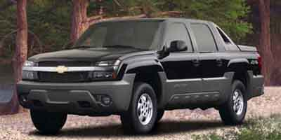 2002 Chevrolet Avalanche Vehicle Photo in Knoxville, TN 37912