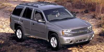 2002 Chevrolet TrailBlazer Vehicle Photo in Neenah, WI 54956