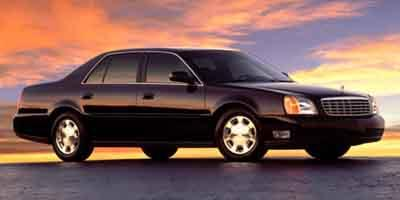 2002 Cadillac DeVille Vehicle Photo in Jasper, GA 30143
