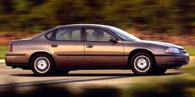 2002 Chevrolet Impala Vehicle Photo in Lafayette, LA 70503