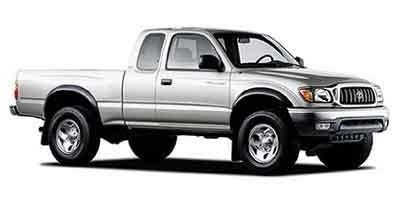 2002 Toyota Tacoma Vehicle Photo In Harvey, LA 70058