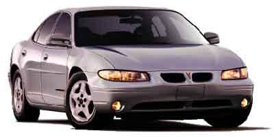 2002 Pontiac Grand Prix Vehicle Photo in Moultrie, GA 31788