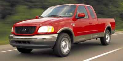 2002 Ford F-150 Vehicle Photo in Kansas City, MO 64114