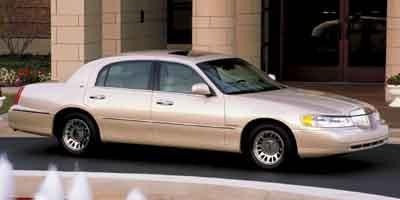 Jackson 2002 Lincoln Town Car Vehicles For Sale