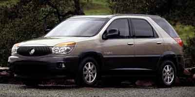 2002 Buick Rendezvous Vehicle Photo in Ferndale, MI 48220