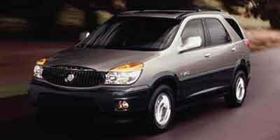 2002 Buick Rendezvous Vehicle Photo in Salem, VA 24153