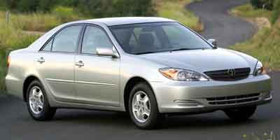 2002 Toyota Camry Vehicle Photo in Colorado Springs, CO 80905