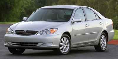 2002 Toyota Camry Vehicle Photo in Akron, OH 44312