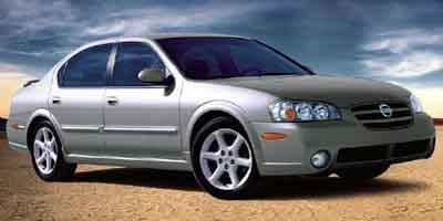 2002 Nissan Maxima Vehicle Photo in Colorado Springs, CO 80905