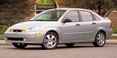 2002 Ford Focus Vehicle Photo in Joliet, IL 60435