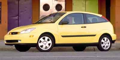 2002 Ford Focus Vehicle Photo in Austin, TX 78759