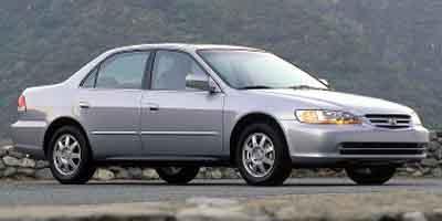 2002 Honda Accord Sedan Vehicle Photo in Madison, WI 53713