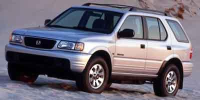 2002 Honda Passport Vehicle Photo in Colorado Springs, CO 80905