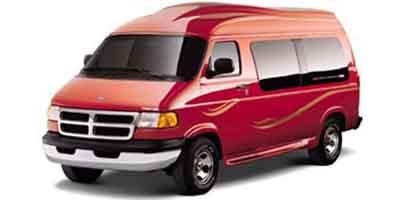 2002 Dodge Ram Van Vehicle Photo In Saginaw MI 48603